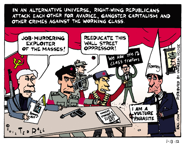 Alternative Universe Republicans
