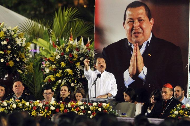 Hugo Chavez:  Nicaragua