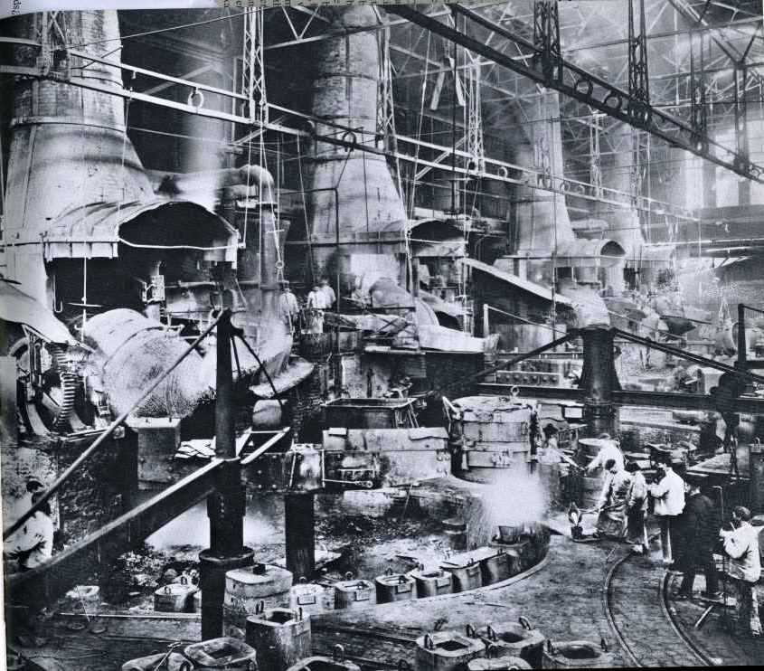 an analysis of the government of canada and the concept of industrial revolution of 19th century The industrial revolution came about in the 18th century in the united kingdom before spreading throughout europe it ushered in a new age where tasks such as textile work and farming were handled by machines that were children of the industrial revolution perhaps suffered more than the adults.