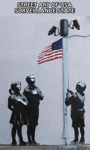 Orwellian state