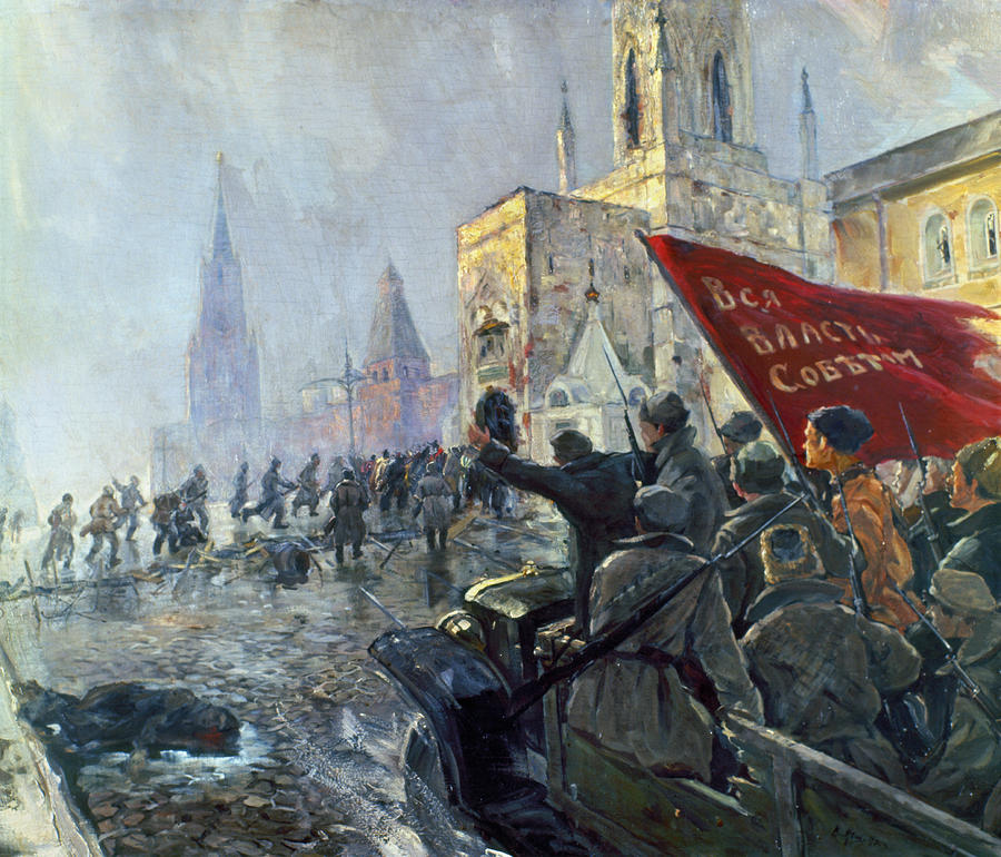The Russian Revolution Images 53