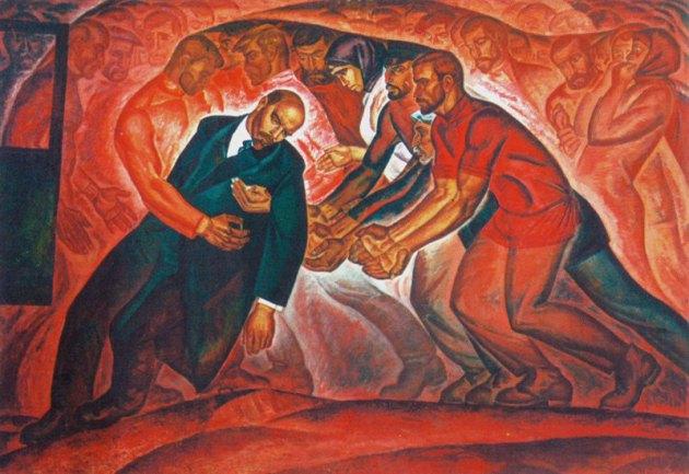 Why Did Modern Communism Fall Essay