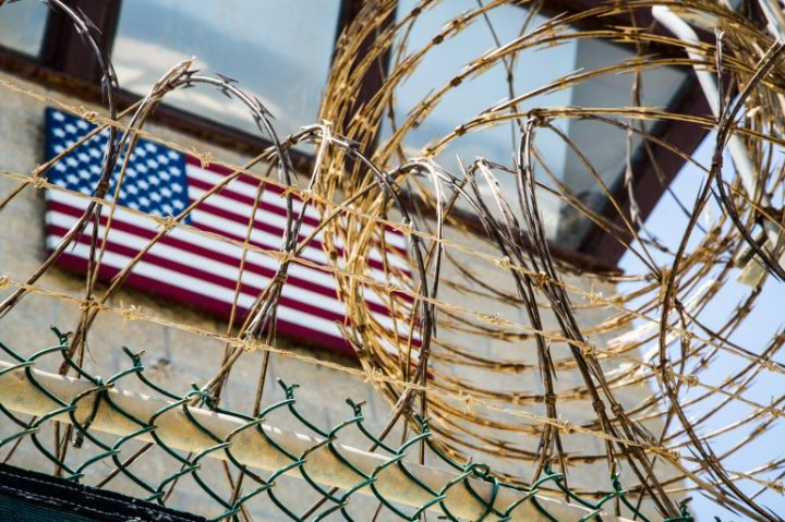 CNN takes a look inside Guantanamo Bay