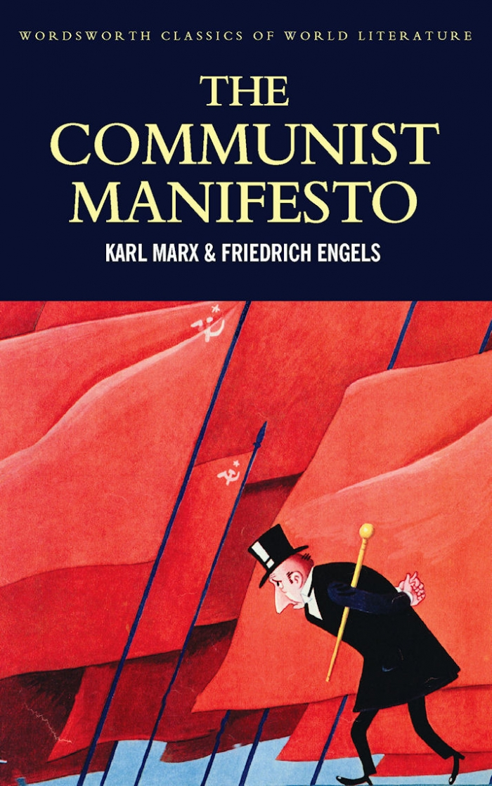 central thesis of communist manifesto As previously stated, the communist manifesto explains the hallmarks of communism in it, engels and marx shared the belief that at the basis of all history and social conflict is the struggle.