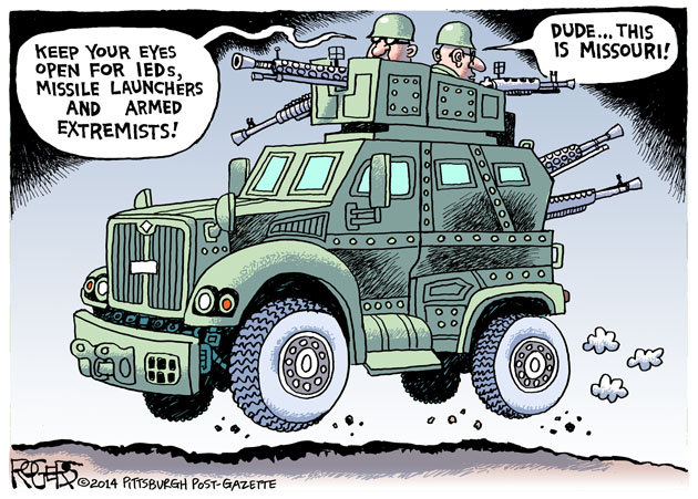 Militarized