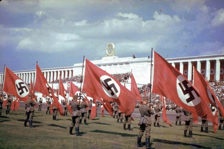 vio_1937 Reich Party Congress, Nuremberg, Germany.